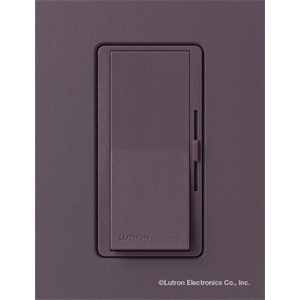 LUTRON DIMMER COLOR KIT PLUM