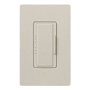 LUTRON DIMMER COLOR KIT STONE