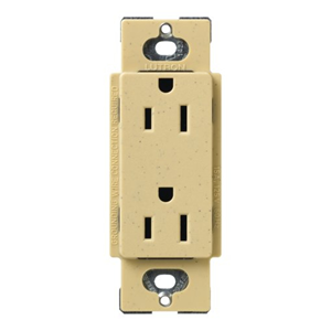 LUTRON 15A SOCKET GOLDSTONE
