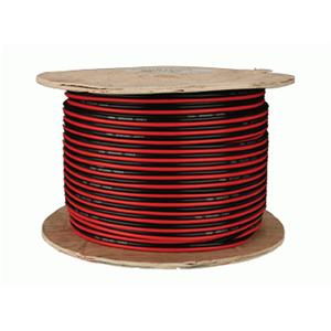 IB 12GA 500'RD/BK SPK WIRE OFC