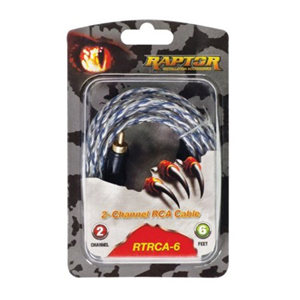 RP*6' TWISTED PRO RCA 2ch