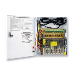 SPY 9WAY 10A POWER DIST BOX