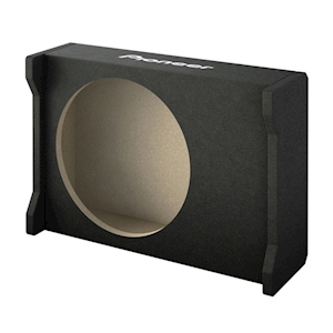 Pioneer Downfiring Enclosure for 12-Inch Shallow Subwoofer