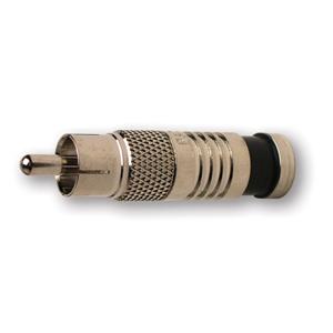PLAT RCA RG6 COMP 50PK
