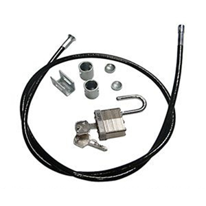 PEC TV & ENCLOSURE LOCK KIT